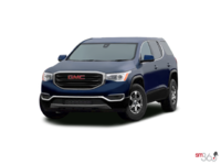 2017 GMC Acadia SLE-1 | Photo 3 | Dark Sapphire Blue Metallic