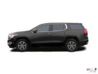2017 GMC Acadia SLE-1 | Photo 1 | Iridium Metallic