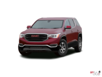 2017 GMC Acadia SLE-1 | Photo 3 | Crimson Red