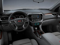 2017 GMC Acadia SLE-2 | Photo 3 | Dark Ash Grey/Light Ash Grey Premium Cloth