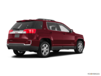 2017 GMC Terrain SLE-2 | Photo 2 | Crimson Red Tintcoat