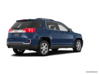 2017 GMC Terrain SLE-2 | Photo 2 | Slate Blue Metallic
