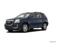 2017 GMC Terrain SLE-2 | Photo 3 | Dark Sapphire Blue Metallic