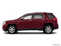2017 GMC Terrain SLT | Photo 1 | Crimson Red Tintcoat