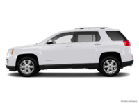 2017 GMC Terrain SLT | Photo 1 | White Frost