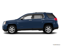 2017 GMC Terrain SLT | Photo 1 | Slate Blue Metallic