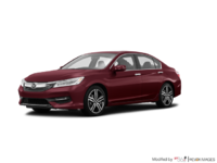 2017 Honda Accord Sedan TOURING V-6 | Photo 3 | Basque Red Pearl II