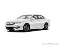 2017 Honda Accord Sedan TOURING V-6 | Photo 3 | White Orchid Pearl