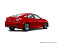 2017 Honda Civic Sedan EX | Photo 2 | Rallye Red