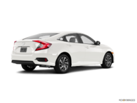 2017 Honda Civic Sedan EX | Photo 2 | White Orchid Pearl