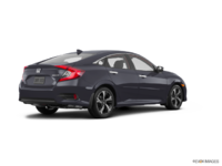 2017 Honda Civic Sedan TOURING | Photo 2 | Modern Steel Metallic