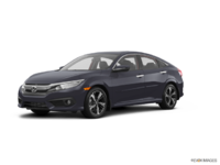 2017 Honda Civic Sedan TOURING | Photo 3 | Modern Steel Metallic