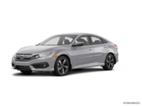 2017 Honda Civic Sedan TOURING | Photo 3 | Lunar Silver Metallic