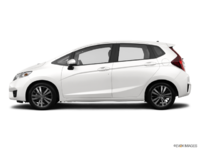 2017 Honda Fit EX-L NAVI | Photo 1 | White Orchid Pearl