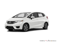 2017 Honda Fit SE | Photo 3 | White Orchid Pearl