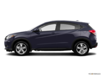 2017 Honda HR-V EX-L NAVI | Photo 1 | Mulberry Metallic