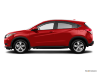2017 Honda HR-V EX-L NAVI | Photo 1 | Milano red