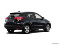 2017 Honda HR-V EX-L NAVI | Photo 2 | Crystal Black Pearl