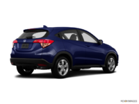 2017 Honda HR-V LX | Photo 2 | Deep Ocean Pearl