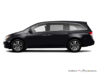 2017 Honda Odyssey TOURING | Photo 1 | Crystal Black Pearl