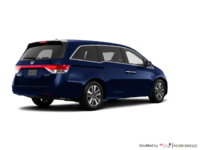 2017 Honda Odyssey TOURING | Photo 2 | Obsidian Blue Pearl