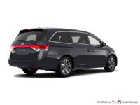 2017 Honda Odyssey TOURING | Photo 2 | Modern Steel Metallic