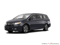 2017 Honda Odyssey TOURING | Photo 3 | Modern Steel Metallic