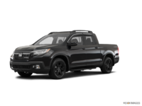 2017 Honda Ridgeline BLACK EDITION | Photo 3 | Chrystal Black Pearl