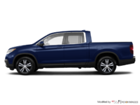 2017 Honda Ridgeline EX-L | Photo 1 | Obsidian Blue Pearl
