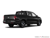 2017 Honda Ridgeline EX-L | Photo 2 | Chrystal Black Pearl