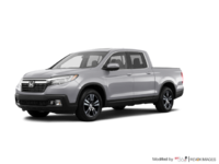 2017 Honda Ridgeline EX-L | Photo 3 | Lunar Silver Metallic