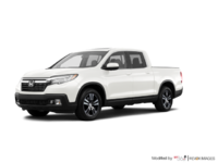 2017 Honda Ridgeline EX-L | Photo 3 | White Diamond Pearl