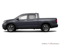 2017 Honda Ridgeline TOURING | Photo 1 | Modern Steel Metallic