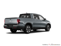 2017 Honda Ridgeline TOURING | Photo 2 | Forest Mist Metallic