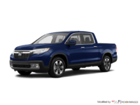 2017 Honda Ridgeline TOURING | Photo 3 | Obsidian Blue Pearl