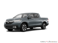 2017 Honda Ridgeline TOURING | Photo 3 | Forest Mist Metallic