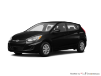 2017 Hyundai Accent 5 Doors GL | Photo 3 | Ultra Black