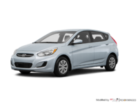 2017 Hyundai Accent 5 Doors GL | Photo 3 | Ironman Silver