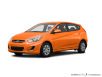 2017 Hyundai Accent 5 Doors GL | Photo 3 | Vitamin C