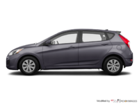 2017 Hyundai Accent 5 Doors L | Photo 1 | Triathlon Grey