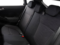 2017 Hyundai Accent 5 Doors L | Photo 2 | Black Woven Cloth