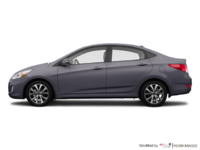 2017 Hyundai Accent Sedan GLS | Photo 1 | Triathlon Grey