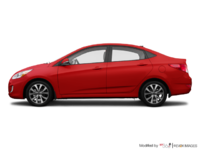 2017 Hyundai Accent Sedan GLS | Photo 1 | Boston Red