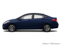 2017 Hyundai Accent Sedan GLS | Photo 1 | Pacific Blue