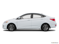 2017 Hyundai Accent Sedan L | Photo 1 | Century White