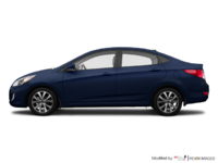 2017 Hyundai Accent Sedan SE | Photo 1 | Pacific Blue