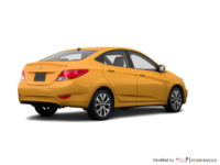 2017 Hyundai Accent Sedan SE | Photo 2 | Sunflower Yellow