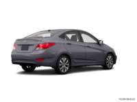 2017 Hyundai Accent Sedan SE | Photo 2 | Triathlon Grey