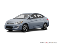 2017 Hyundai Accent Sedan SE | Photo 3 | Ironman Silver