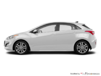 2017 Hyundai Elantra GT LIMITED | Photo 1 | Polar White